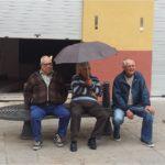 Rentner in Almunecar